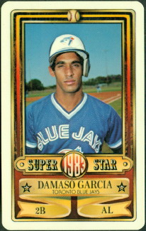Blue Jays Card Scans Regional Safety Food Minor Lgue Sgas